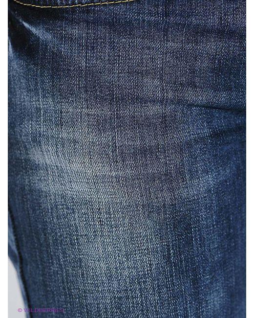 Брюки Tom Farr                                                                                                              синий цвет