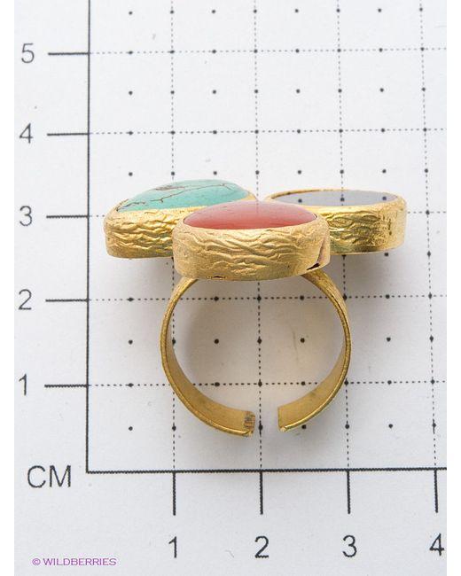 Кольца Migura                                                                                                              красный цвет