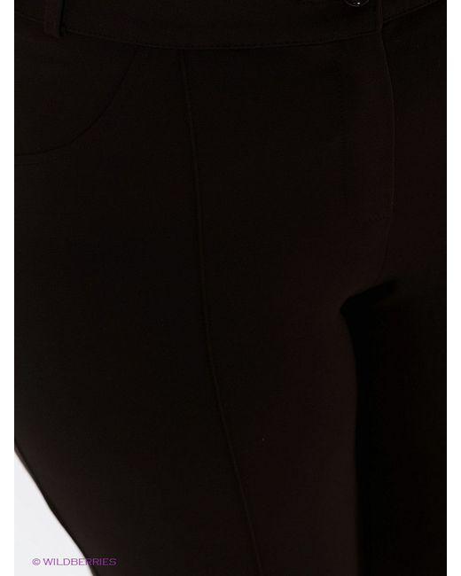 Брюки Femme                                                                                                              коричневый цвет