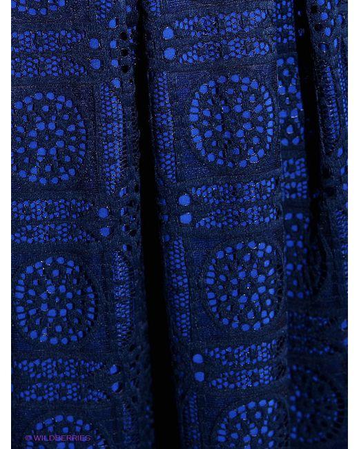 Юбки Grey Cat                                                                                                              синий цвет