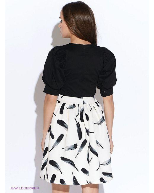 Платья Tutto Bene                                                                                                              чёрный цвет