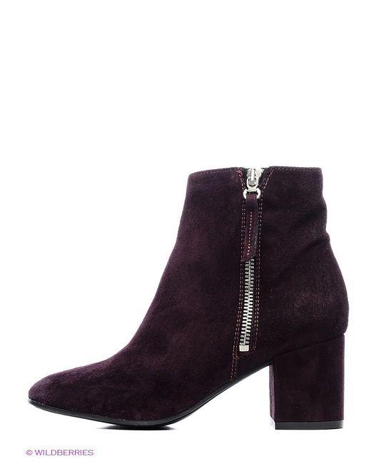 Ботинки Tervolina                                                                                                              красный цвет