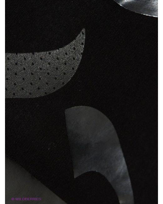 Футболка Troll                                                                                                              чёрный цвет