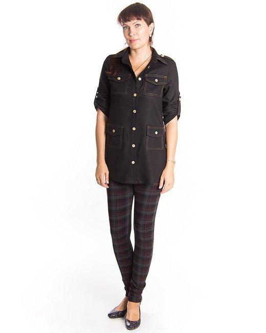 Блузки Lautus                                                                                                              чёрный цвет