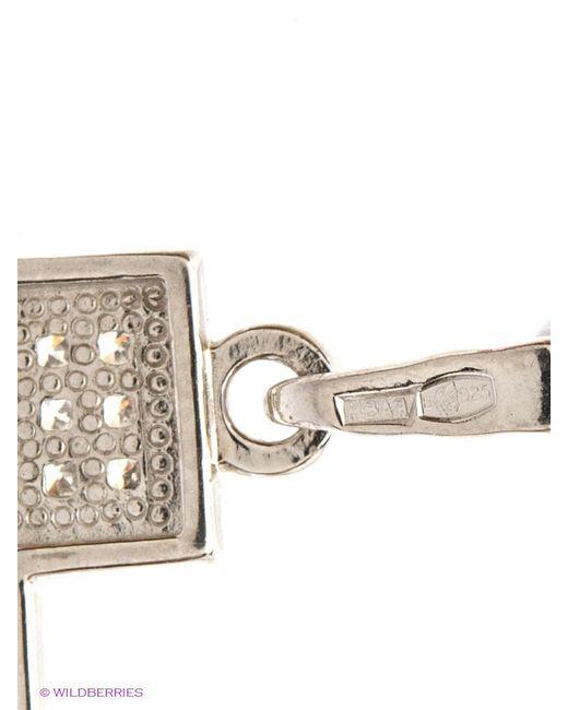 Ювелирные Подвески Lovely Jewelry                                                                                                              серебристый цвет