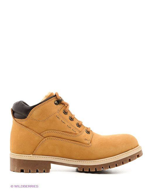 Ботинки Best Walk                                                                                                              бежевый цвет