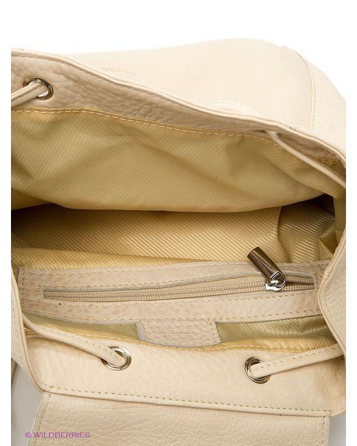 Рюкзаки Duffy                                                                                                              бежевый цвет