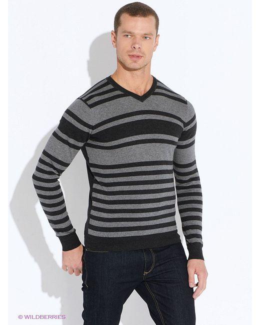 Пуловеры Oodji                                                                                                              серый цвет
