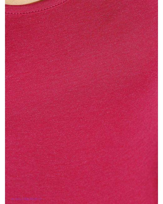 Топ Tally Weijl                                                                                                              красный цвет