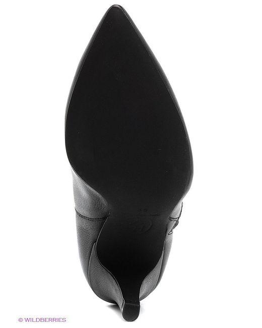 Ботильоны Ash                                                                                                              чёрный цвет