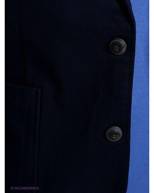 Пиджаки Oodji                                                                                                              синий цвет