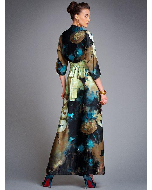 Платья Арт-Деко                                                                                                              зелёный цвет