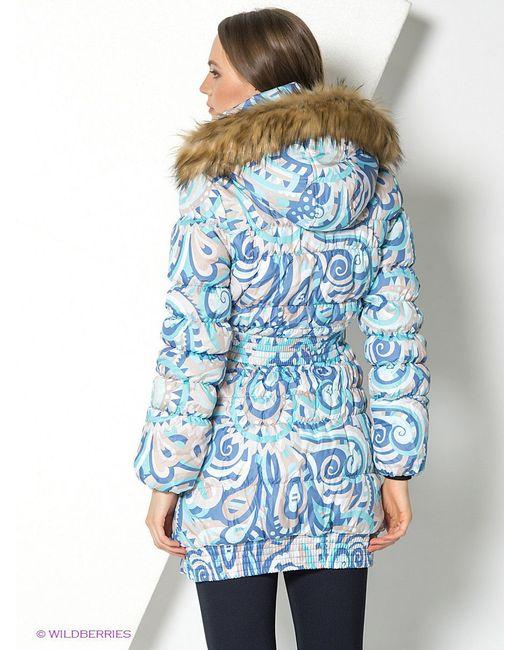 Куртки I love mum                                                                                                              голубой цвет
