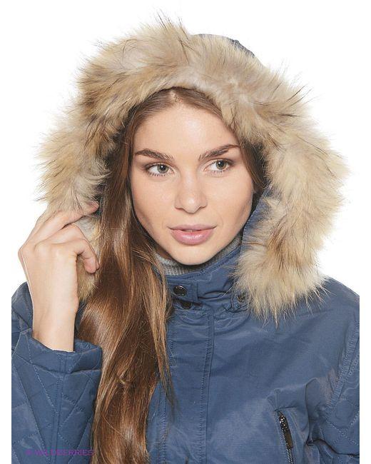 Куртки Sela                                                                                                              Бирюзовый цвет