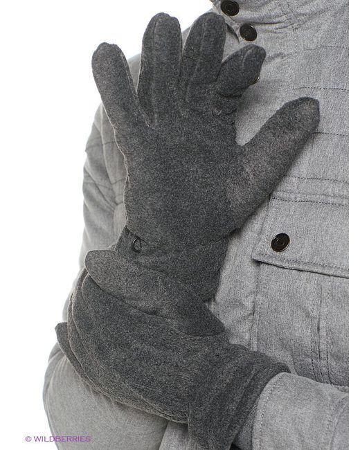 Перчатки Sela                                                                                                              серый цвет
