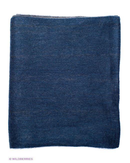 Шарфы Sela                                                                                                              синий цвет