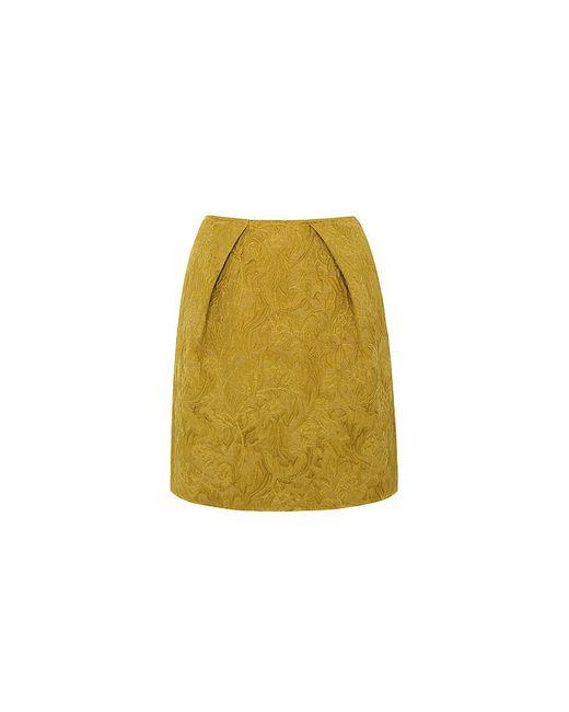 Юбки Oky Coky                                                                                                              желтый цвет