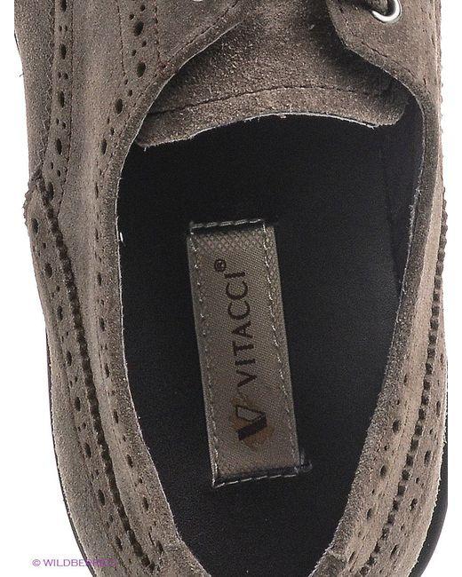 Ботинки Vitacci                                                                                                              хаки цвет