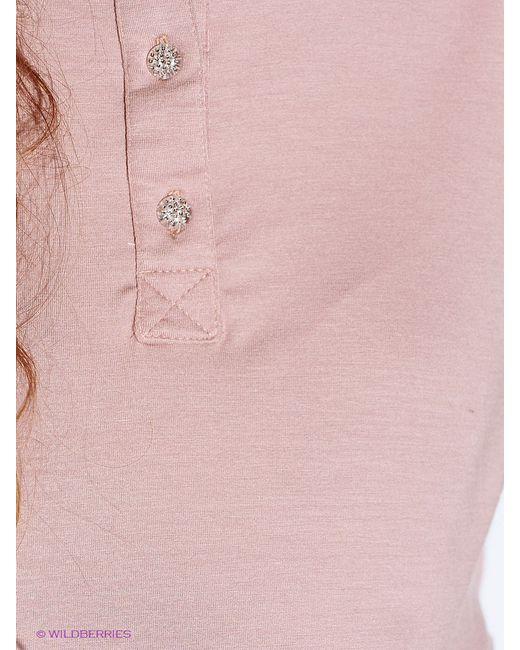 Лонгслив MammySize                                                                                                              розовый цвет
