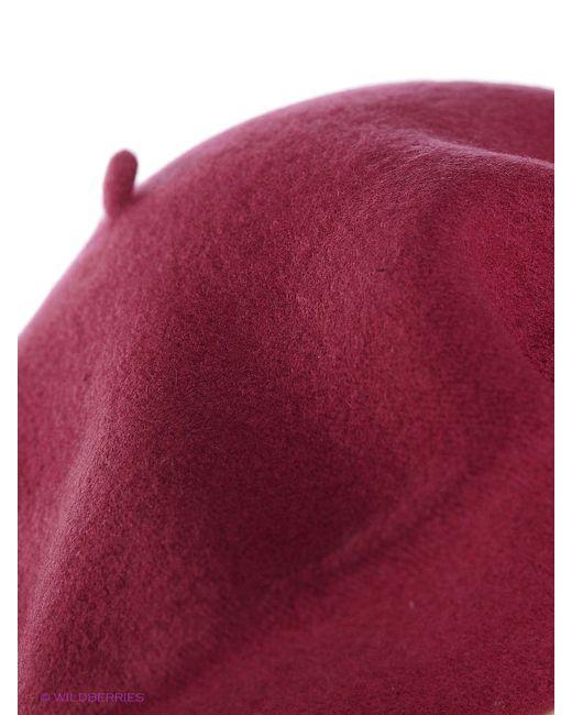 Береты Ваша Шляпка                                                                                                              красный цвет