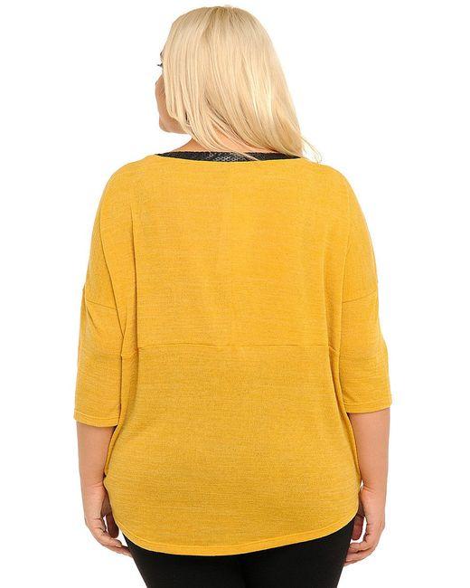 Джемперы Svesta                                                                                                              желтый цвет