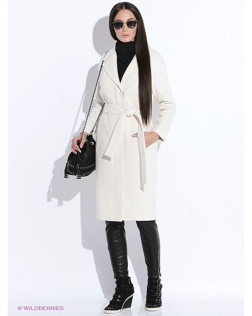 Пальто Doctor E                                                                                                              Молочный цвет