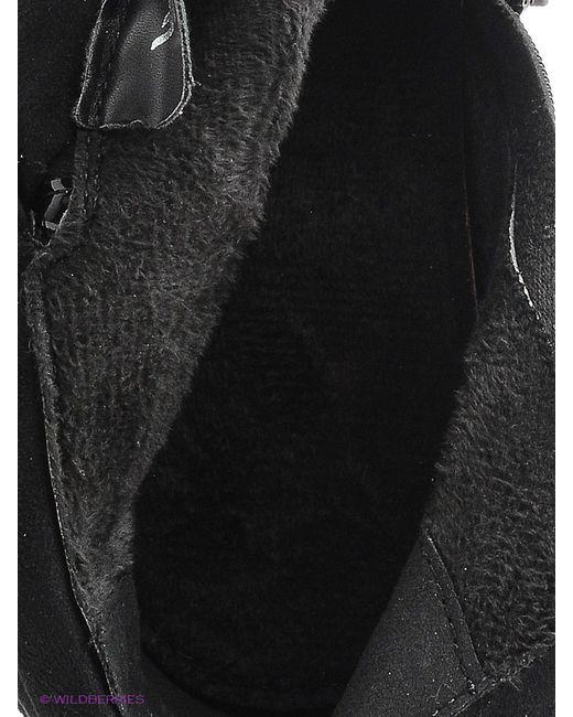 Ботильоны Makfly                                                                                                              чёрный цвет