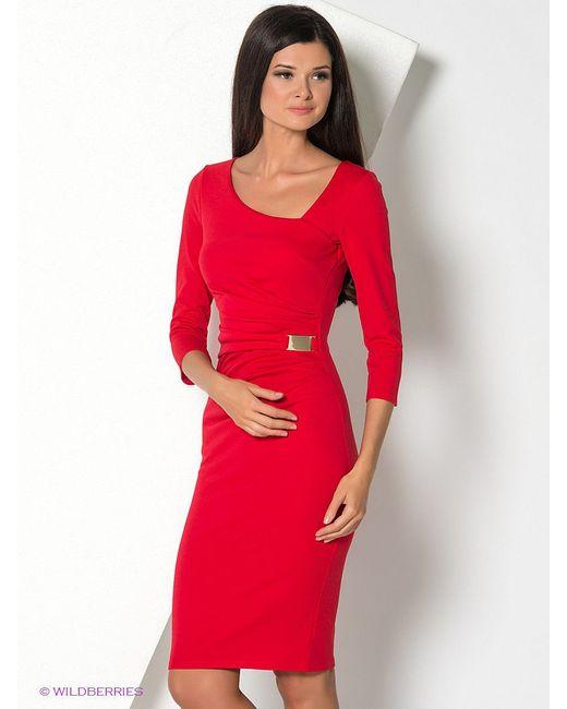 Платья Goddess London                                                                                                              красный цвет