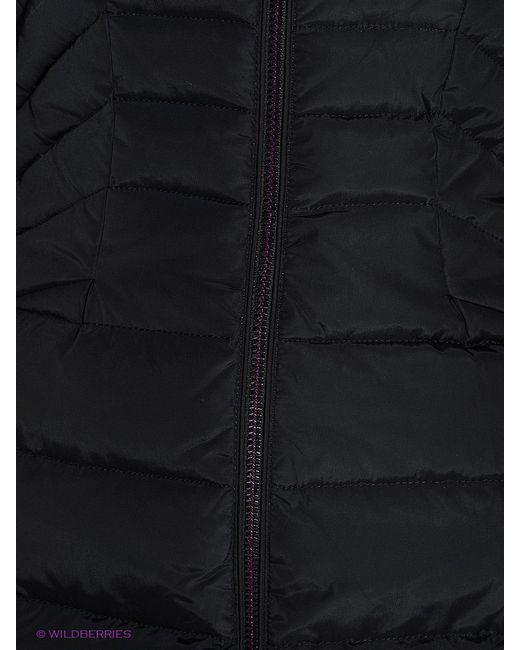 Пальто SNOWIMAGE                                                                                                              чёрный цвет