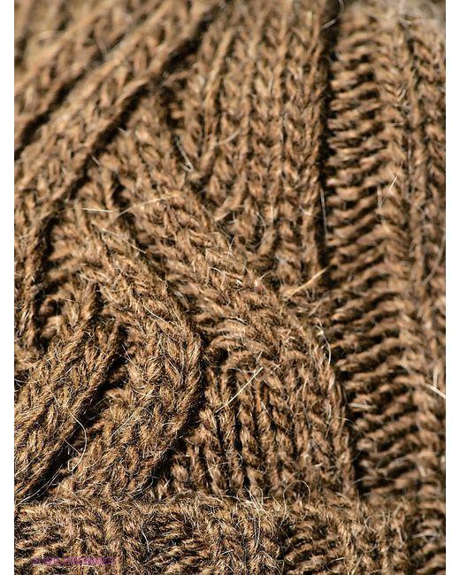 Шапки Ваша Шляпка                                                                                                              коричневый цвет
