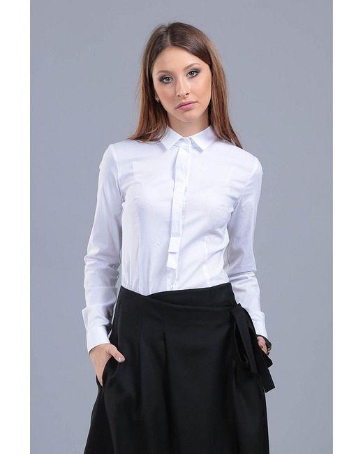 Блузки ЭНСО                                                                                                              белый цвет