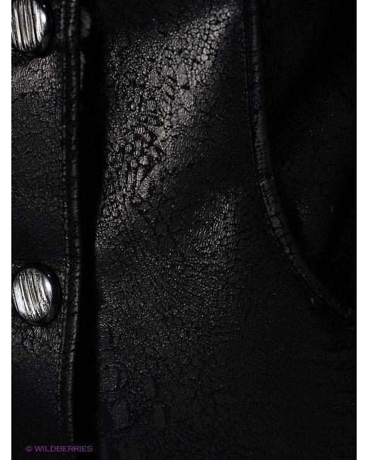 Дубленки Electrastyle                                                                                                              чёрный цвет