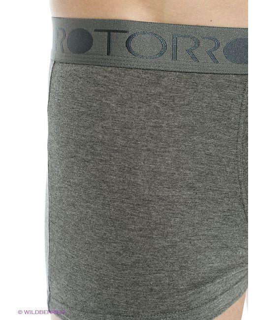 Трусы Torro                                                                                                              серый цвет