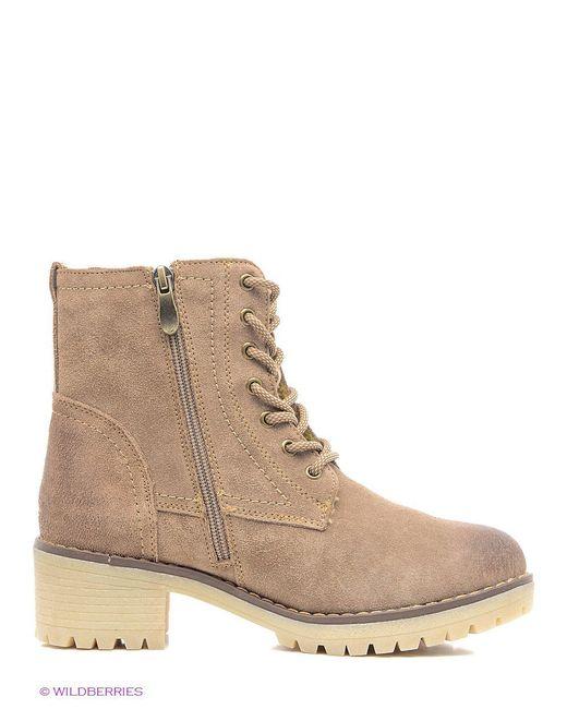 Ботинки Spur                                                                                                              бежевый цвет