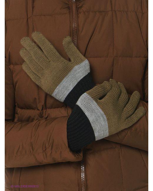 Перчатки Luhta                                                                                                              чёрный цвет