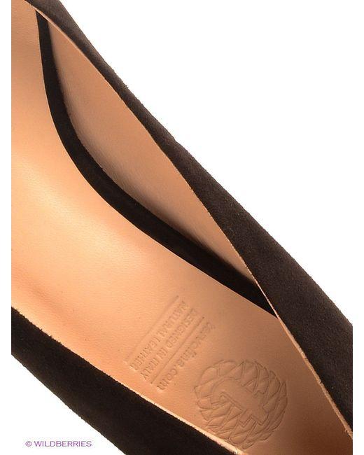 Туфли Tervolina                                                                                                              коричневый цвет