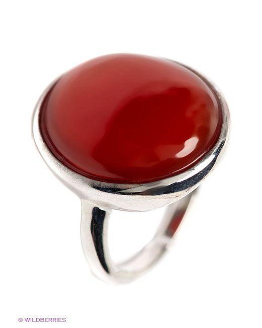 Ювелирные Кольца Silver Wings                                                                                                              красный цвет