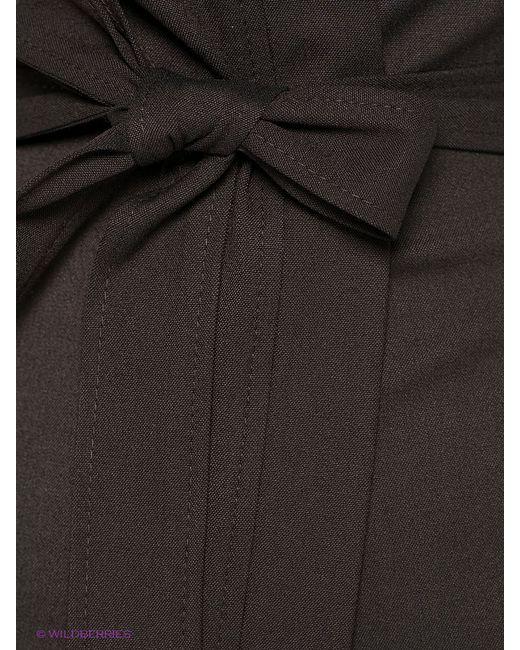 Жилеты Femme                                                                                                              коричневый цвет