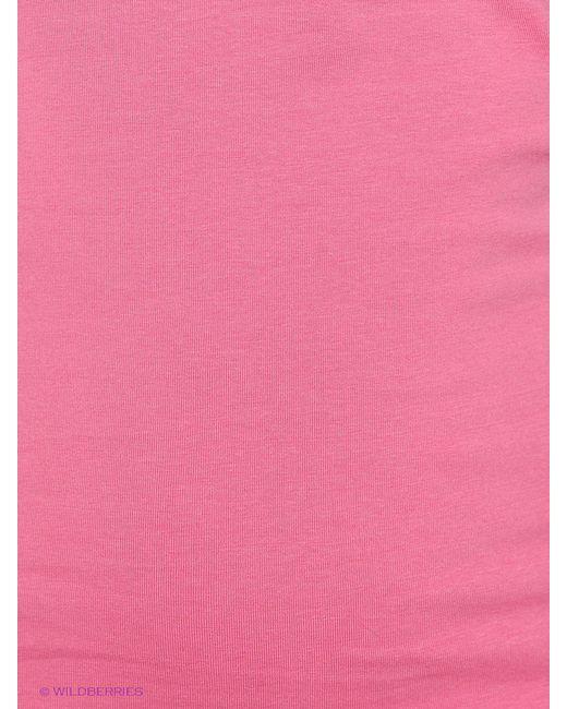 Топ Oodji                                                                                                              розовый цвет