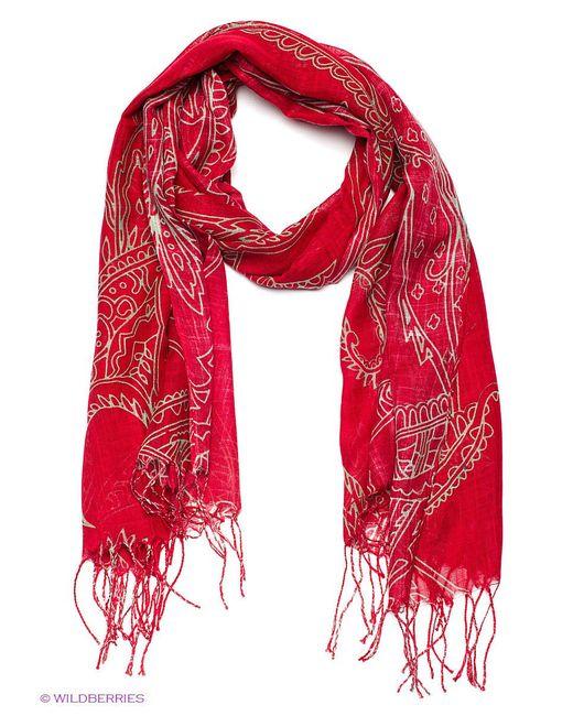 Палантины Lovely Jewelry                                                                                                              красный цвет
