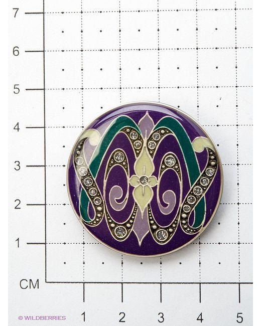 Броши Clara Bijoux                                                                                                              бежевый цвет