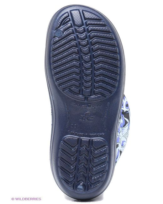 Резиновые Сапоги Дюна                                                                                                              синий цвет