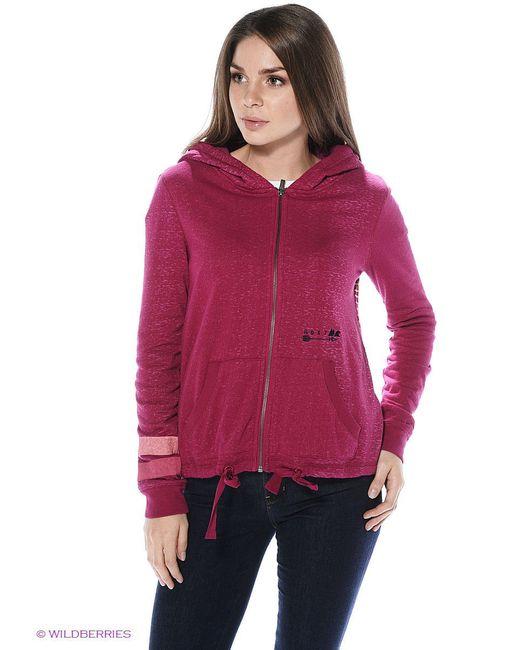 Куртки Roxy                                                                                                              розовый цвет