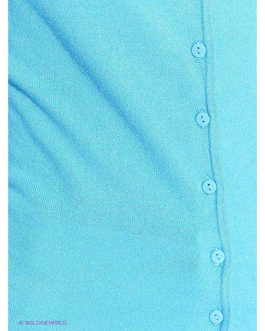 Кардиганы Oodji                                                                                                              голубой цвет