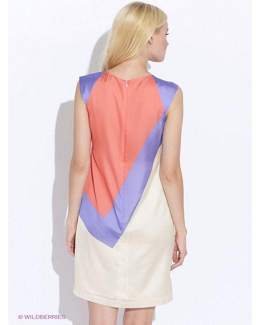 Платья Incity                                                                                                              оранжевый цвет