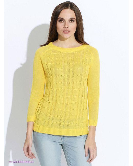 Джемперы Incity                                                                                                              желтый цвет