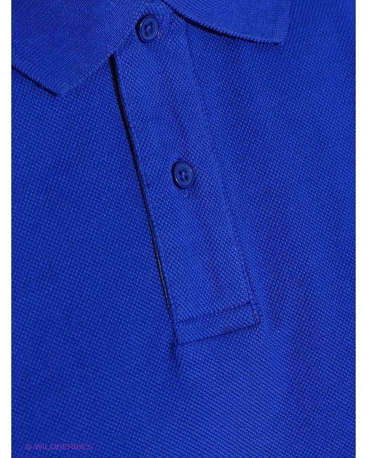 Футболки-Поло Incity                                                                                                              синий цвет