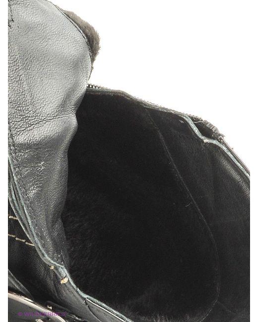 Ботильоны Atiker                                                                                                              чёрный цвет