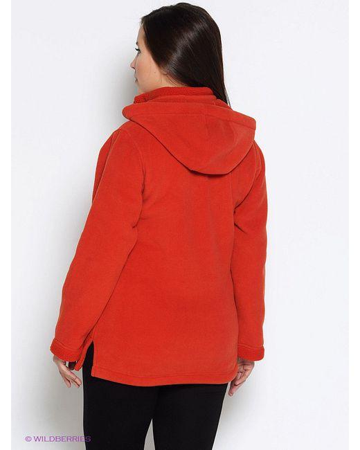 Пальто Shelter                                                                                                              оранжевый цвет