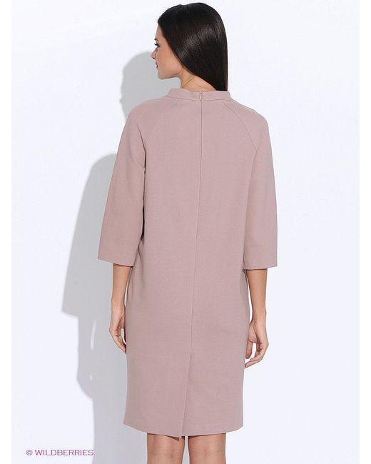 Платья PAROLE by Victoria Andreyanova                                                                                                              розовый цвет